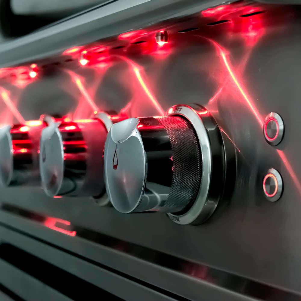 Blaze Grill Controls