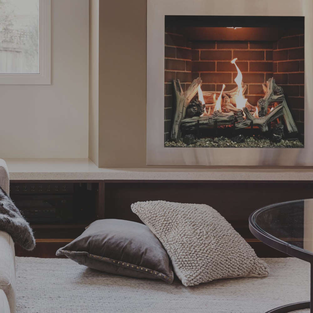 Breckwell Indoor Fireplace