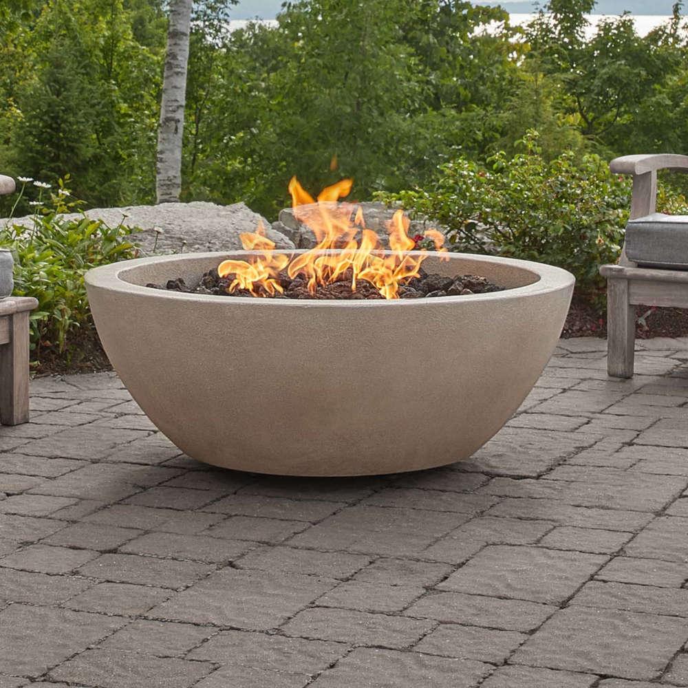 Jensen Co. Fire Bowl