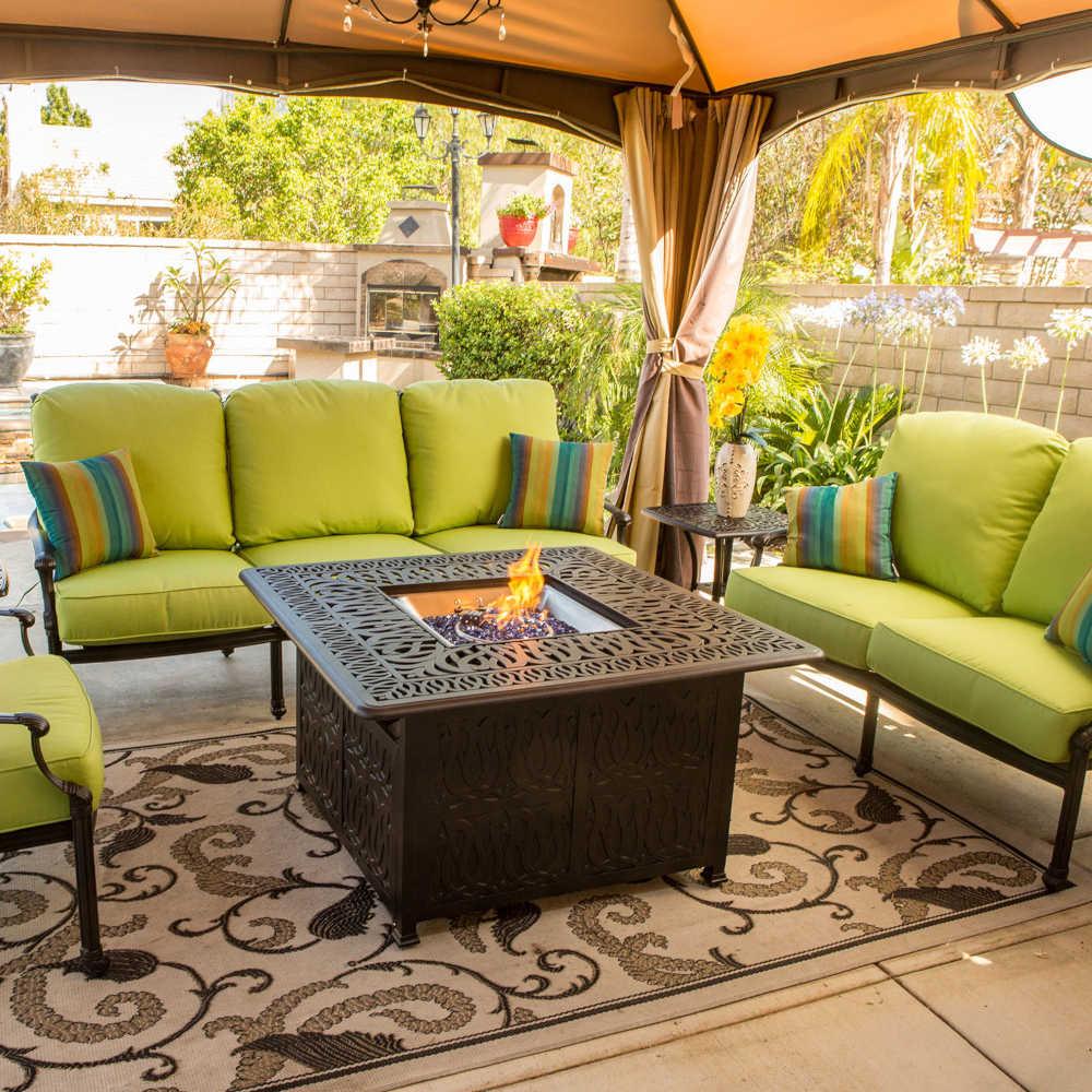 Summerset Casual Patio Furniture Set